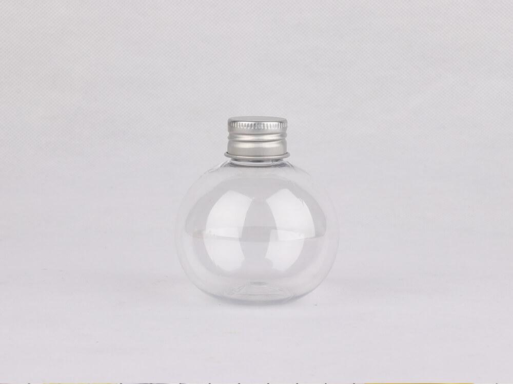 Spherical beverage bottle 24-50ml-150ml-300ml 9g-15g-23g size 48-62mm 68-79mm 84-95mm